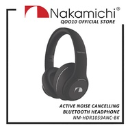 NAKAMICHI HDR1059 Active Noise Cancelling Bluetooth Headphone
