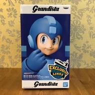 代理版 正版 海外限定 Grandista GROS 洛克人
