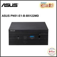 ASUS PN51 PN51-E1-B-B5122MD Ryzen 5 Barebone Mini PC (Brought to you by Global Cybermind)