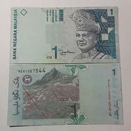 馬來西亞  1元舊版紙鈔