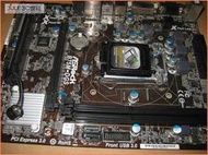 JULE 3C會社-華擎ASROCK B75M-DGS R2.0 B75/DDR3/全固態/MATX/1155 主機板