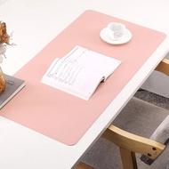 【fioJa 費歐家】100X50 CM  多功能簡約優質素面滑鼠墊  1入(餐墊 桌墊 滑鼠墊 辦公桌墊)