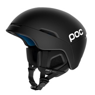 POC Obex SPIN 滑雪安全帽  Uranium Black消光黑
