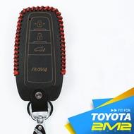 【2M2】2019 全新第五代 TOYOTA RAV4 HYBRID 油電豐田 汽車晶片鑰匙 皮套 智慧型專屬RAV字樣