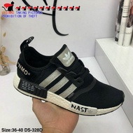 Adidas_OFF_WHITE_x_ADIDAS_NMD_NAST_Clover_Sports_Running_Boots_Casual_Shoes_Sneakers_Basketball_shoes_Comfortable_running_shoes