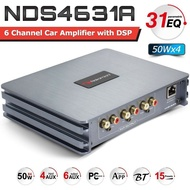 DSP amplifier NAKAMICHI nds4631
