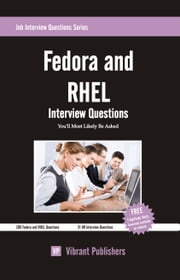 Fedora and RHEL Interview Questions You'll Most Likely Be Asked Vibrant Publishers