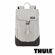 【Thule 都樂】Lithos 16L 15 吋電腦後背包(灰白)