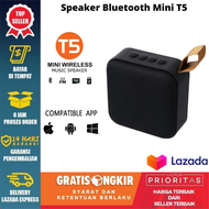 BISA COD ! TERLATIS ! SPEAKER BLUETOOTH MINI USB  JBL T5 PORTABLE FM RADIO MURAH SUPER BASS SPEAKER BLUETOOTH SUPER BASS SPEAKER BLUETOOTH MINI SPEAKER BLUETOOTH SIMBADDA SPEAKER BLUETOOTH ADVANCE SPEAKER MINI SPEAKER MINI BLUETOOTH MURAH BAGUS COD ORI