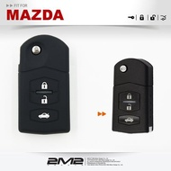 【2M2】MAZDA MAZDA3 MAZDA5 MPV 馬自達汽車 晶片 鑰匙 矽膠套