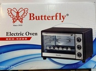 Butterfly Electric oven