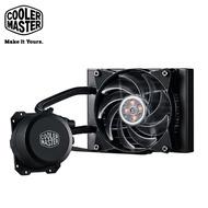 CoolerMaster 酷碼 MasterLiquid ML120L RGB 一體式水冷 (12CM風扇*1/兩年保固/漏液損壞賠償)