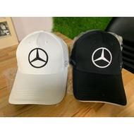 F1賓士Mercedes Benz AMG帽子賽車帽棒球帽bmw brabus PETRONAS生日送禮交換禮物