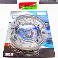 Brake pads Rear brake pads Drum brake pads MIO, MIO SOUL, MIO GT, MIO M3, MIO J, MIO GT, XRIDE,