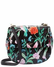 Kate Spade New York Floral Saddle Bag