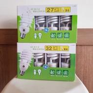 [yuuhqu] 好市多!! GE 電子螺旋省電燈泡 27 & 32 watte
