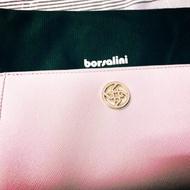 Borsalini 粉色櫻花長夾