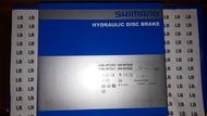 ORIGINAL 2020 SHIMANO HYDRAULIC MT 200 DISC BRAKE MT200 SET PAIR FOR MTB MOUNTAIN BIKE BICYCLE ROAD