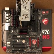 FX-8370E 970 GAMING MSI AMD