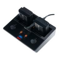 【極速快充】3合一充電器 NP-FZ100 FW50 BX1 對應SONY A7R3 A7M3 A6400 RX100