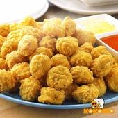 《極鮮配》紅龍 雞米花 (300g±10%/包)(1包入)