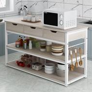Rak simpanan dapur rak simpanan rak oven 🔥 jualan besar! ! ! 🔥