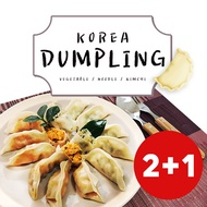 [2+1][Torys]★Korea Dumplings★Kimchi/ Vegetable / Sweet Potato Noodle / korean food