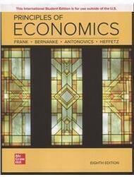 <建宏>Principles of Economics 8/E Frank/華泰/9781266052309