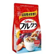 Calbee 卡樂比富果樂水果早餐麥片 1 公斤 costco代購