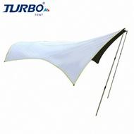【Turbo Tent】Tourist270 / Adventure 300 專用天幕-小蝸牛天幕