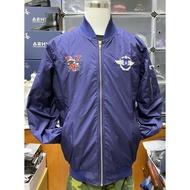【我愛空軍】台灣製  飛夾 空軍外套 空軍 飛行夾克 F16V 飛行 夾克 外套 藍色 G-MA1-TH5