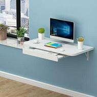 新款壁掛電腦桌子臺式家用可折疊書桌簡約省空間小戶型掛墻式轉角 MKS薇薇