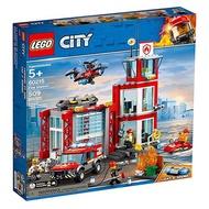 LEGO 樂高 60215 消防局 City 城市系列 < JOYBUS >