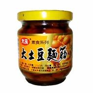 大茂 大土豆麵筋-玻璃瓶(170gx6入)