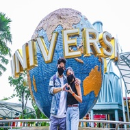 (RE-OPEN) UNIVERSAL STUDIO SINGAPORE™ USS TICKET ADULT