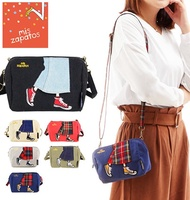 【SG DISTRIBUTOR】100% AUTHENTIC JAPAN MIS ZAPATOS 💕 Long Skirt 2WAY Pouch