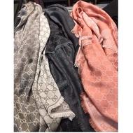 (全新正品)Gucci圍巾