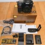 Nikon D850 (shutter count 2376)