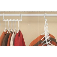 Clothes Hangers For Closet Space Saver