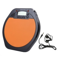 Portable Electronic Drum Pad Drum Practice Pad for Beginner With Drum Pad and drumstick Drum Accessories Drum Traning Tools