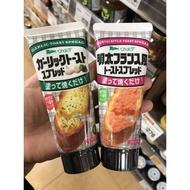 日本製 中島董 明太子醬/蒜香奶油醬吐司抹醬