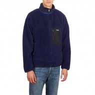 Patagonia Classic Retro-X Fleece 深藍