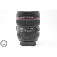 【高雄青蘋果3C】CANON EF 24-70MM F4 L IS USM 二手鏡頭 #52783