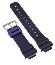 10332044 Genuine Factory Purple G Shock Replacement Band - DW6900CC-6V