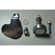 KHS T2 T3 T33 T3B F20-JJ 磁鐵套件組 (銀色下標區) 容易安裝, 吸力強, 歡迎下標~~