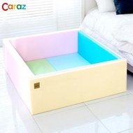 【Caraz】韓國寶寶遊戲城堡圍欄-甜心彩虹 Candy Crush(遊戲城堡圍欄)