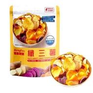 KENII健司 MULTI-VARIETY POTATO CHIPS 纖三薯脆片400公克 C123862