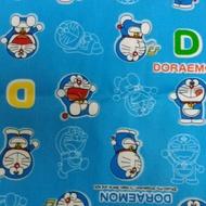 日本進口版權布🍓多啦A夢🍓可訂製醫護手術帽,護理師工作筆袋,口罩