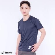 SanSheng極度排汗男短袖3V-593