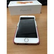iphone6s玫瑰金128G 二手、Airpods耳機無盒